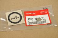 NOS Honda 1986 ATC250 R 1986-89 TRX250 R Float Valve Set 16011-HA2-671