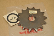 NOS Honda 1977-78 CB750 F Front Drive Chain Sprocket 23801-410-000