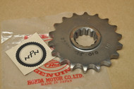 NOS Honda CB750 K CB750F CB750L Front Chain Drive Sprocket 15T 23801-425-670