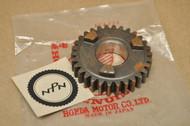 NOS Honda CB450 K0 Transmission Counter Shaft 3rd Third Gear 23461-283-000