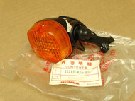 NOS Honda 1978-79 XL250 Left Front Turn Signal Light 33350-428-672