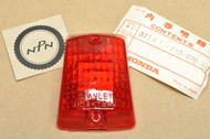 NOS Honda MR175 TL125 TL250 XR185 XR200 XR250 XR500 Tail Light Lens 33141-373-670