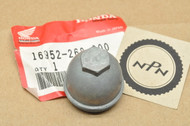 NOS Honda CB160 CB350 F CB500 CB550 CB72 CB77 CB750 CL72 CL77 MT250 Petcock Fuel Strainer Cup 16952-268-000