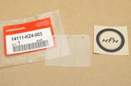 NOS Honda 1995-98 CR125 R Reed Valve 14111-KZ4-003