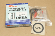 NOS Honda CL90 SL90 Napco Carburetor Tune Up Repair Rebuild Kit 16010-074-000