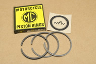 NOS Honda CT90 ST90 S90 SL90 CM91 Std Piston Ring Set for 1 Piston 13010-028-025