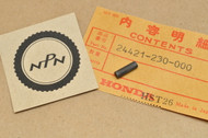 NOS Honda ATC110 ATC125 CA95 CB350 CB360 CB450 CB500 CB550 CB750 CB92 CJ360 CL350 CL360 Gear Shift Drum Pin 24421-230-000