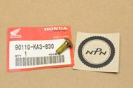 NOS Honda CR125 R CR250 R CR500 R CR80 R XR500 R Seat Mount Bolt 90110-KA3-830