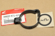 NOS Honda XR250 R XR600 R XR650 Speedometer Cable Guide Clamp 44832-KT1-670