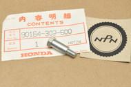 NOS Honda 1980-81 CR80 R Elsinore Number Plate Mount Bolt A 90164-302-600