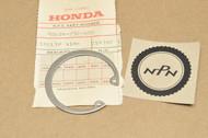 NOS Honda CB350 CB360 CB450 CB500 T CJ360 T CL350 CL360 CL450 SL350 TL250 XL175 XL250 Oil Pump Inner Circlip 90604-292-000