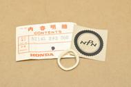 NOS Honda CB350 F CB450 CB500 CB550 CB750 CL450 Swingarm Felt Ring 52145-283-000