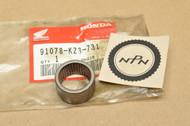 NOS Honda CR125 R CR250 R CR500 R Shock Absorber Needle Bearing 91078-KZ3-731