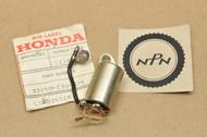NOS Honda CL125 SS125 Ignition Condenser Assembly 30250-230-004