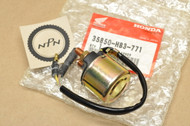 NOS Honda ATC125 M CH125 FL350 R FL400 R NH80 M TRX200 SX Starter Solenoid Relay Switch Assembly 35850-HB3-771