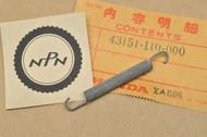 NOS Honda CB125 CR125 CT110 CT70 CT90 MB5 SL125 TL250 XL100 XL125 XL250 XL350 Brake Shoe Spring 43151-110-000