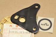 NOS Honda CB500 CB550 Left Muffler Bracket A 18435-323-010