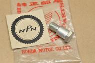 NOS Honda CA175 CB175 K7 CB200 T CL175 K4-K7 CL200 Side KIck Stand Pivot Bolt 90108-230-000