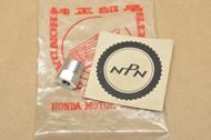NOS Honda 1979-81 CR125 R 1978-81 CR250 R 1981 CR450 R Brake Rod Adjusting Nut 90339-430-000