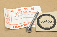 NOS Honda NX650 XL350 R XL600 R XR500 R Swingarm Bolt 90176-MG3-000