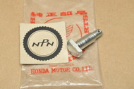 NOS Honda CL72 CL77 Rear Brake Arm Stopper Bolt 90127-273-000