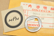 NOS Honda GL1000 GL1100 Gold Wing Foot Peg Step Pillion Washer 50712-371-660