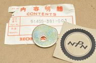 NOS Honda CR125 M CR250 M MR250 Front Fork Support Washer 51455-381-003