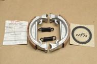 NOS Honda 1978-81 PA50 Rear Brake Shoe Kit 45130-148-670