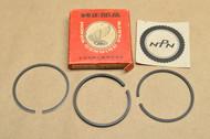 NOS Honda S65 Piston Ring Set 0.25 Oversize 13020-035-000