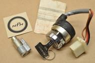 NOS Honda CL175 K0 Ignition Switch & Lock Set 35010-240-000
