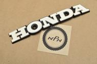 NOS Honda CL175 K5 CL350 K3 Fuel Tank Badge Emblem B 87123-316-670