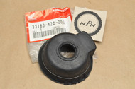 NOS Honda CB650 CB750 CB900 CBX GL1100 VF500 VF700 VF1100 VT500 VT700 VT1100 Head Light Socket Rubber Cover  33180-422-003
