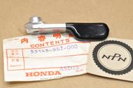 NOS Honda ATC70 ATC110 ATC125 ATC185 ATC200 ATC250 R TRX200 Throttle Control Lever 53145-957-000