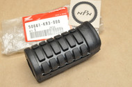 NOS Honda CMX250 C Rebel Foot Rest Step Rubber 50661-KR3-000