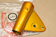 NOS Honda CB175 K6 Candy Gold Left Front Fork Ear 51606-342-670 LX