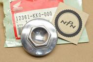 NOS Honda CH125 CH150 XL250 R XR200 R XR250 L Valve Adjust Tappet Cover 12361-KK0-000