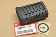 NOS Honda VF500 VT1100 VT500 VT700 VT750 Main Foot Peg Step Rest Rubber 50661-ME9-000