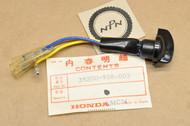 NOS Honda 1981 ATC110 ATC185 ATC200 Head Light Lighting Switch Assembly 35200-958-003
