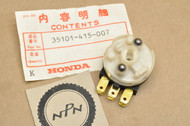 NOS Honda CX500 Ignition Switch Contact Base 35101-415-007