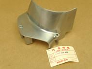 NOS Honda CB750 K0-K2 Left Rear Crankcase Chain Sprocket Cover Guard 11351-300-050