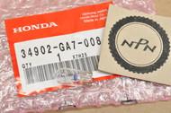 NOS Honda CB125 CT70 CT110 XL80 XL100 XL125 XL185 XR350 Speedometer or Pilot Light Bulb 6V/3W 34902-GA7-008