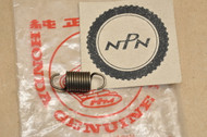 NOS Honda VF700 F VF750 F VF1000 VF1100 Magna  Interceptor Sabre Gear Shift Change Arm Spring 24641-MB0-010