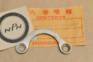 NOS Honda CA175 CB175 CB200 T CB450 CB500 T CL175 CL200 CL450 SL175 Gear Shift Change Drum Bearing Set Plate 24710-235-000