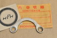 NOS Honda CA175 CB175 CB200 T CB450 CB500 T CL175 CL200 CL450 SL175 Gear Shift Change Drum Bearing Set Plate 24710-235-000