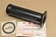 NOS Honda Elite CH80 CH150 Aero NH80 NH125 Left Handle Bar Rubber Grip 53166-GC8-000