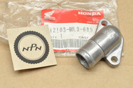 NOS Honda 1989-2001 CR500 R Water Pipe Hose Joint 12103-ML3-680