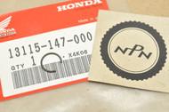 NOS Honda NA50 NC50 NU50 NX50 PA50 CR250 CR500 Piston Pin Circlip 13115-147-000
