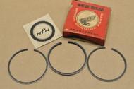 NOS Honda CB160 Piston Ring Set For 1 Piston .75 Oversize 13042-217-000