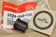 NOS Honda ATC250 ES TRX250 TRX350 Handlebar Cover Mount Rubber 53208-HA0-000