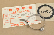 NOS Honda 1987 TRX350 1987-89 TRX350D Drive Shaft Boot Band Strap 42205-HA7-771